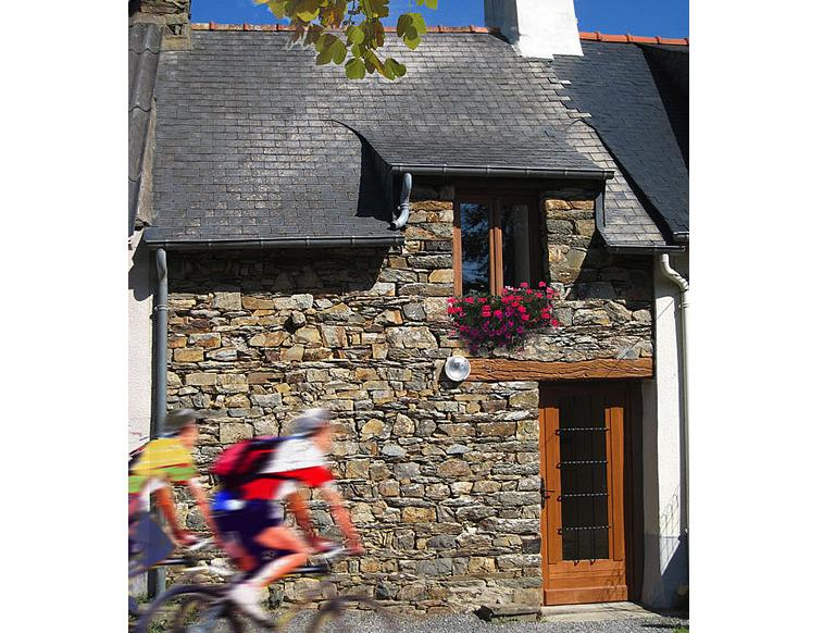 Gite in Brittany. Cosy rural retreat for two. Free wifi., vacation rental in La Gacilly