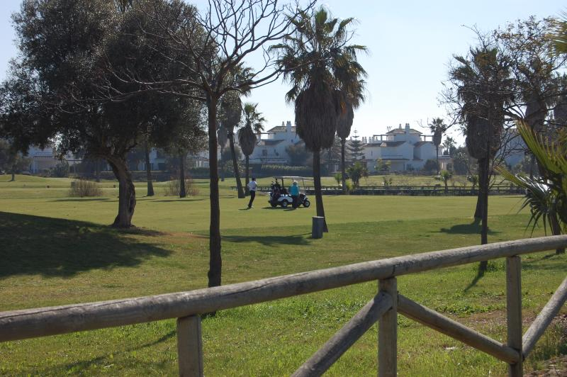 Urbanización ubicada en el Campo de Golf