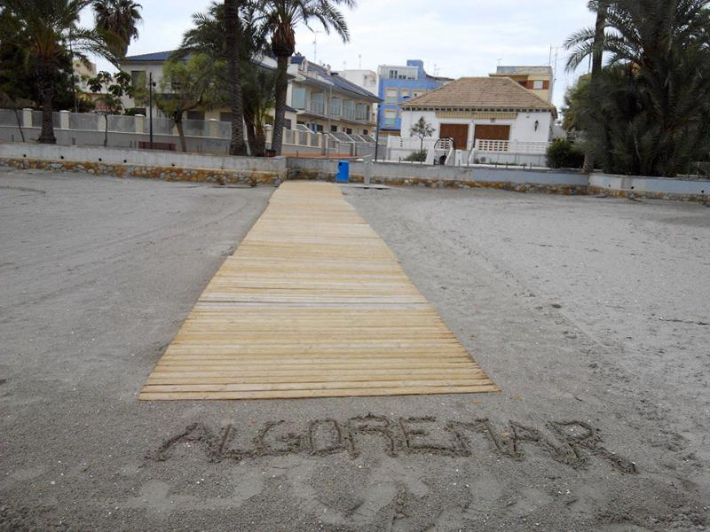 Entorno - Primera línea de playa