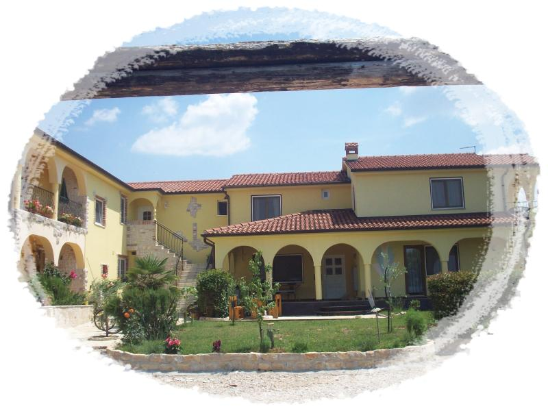 Apartmenthaus Villa Sabine - Apartment Bella für 4 Personen, location de vacances à Nova Vas