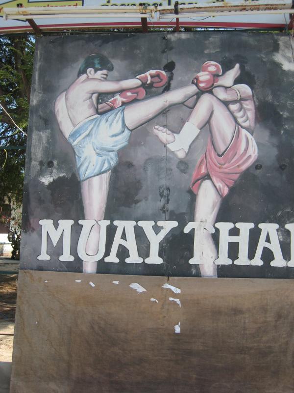 Try Muay Thai