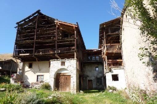 Caset du Queyras - Bâtisse du XVIII ème siècle, location de vacances à Molines-en-Queyras