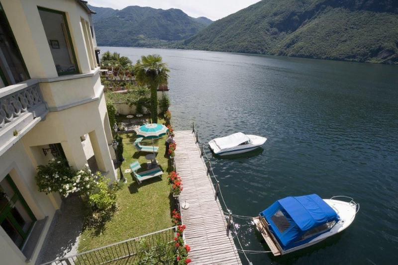 Lake Lugano apartment, holiday rental in Albogasio-Oria