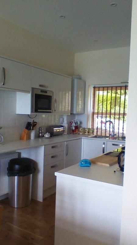 Dishwasher, washing machine/dryer, microwave, food mixer, etc etc etc