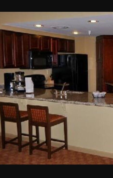Fully Equipped Kitchen includes all starter supplies , coffee etc.