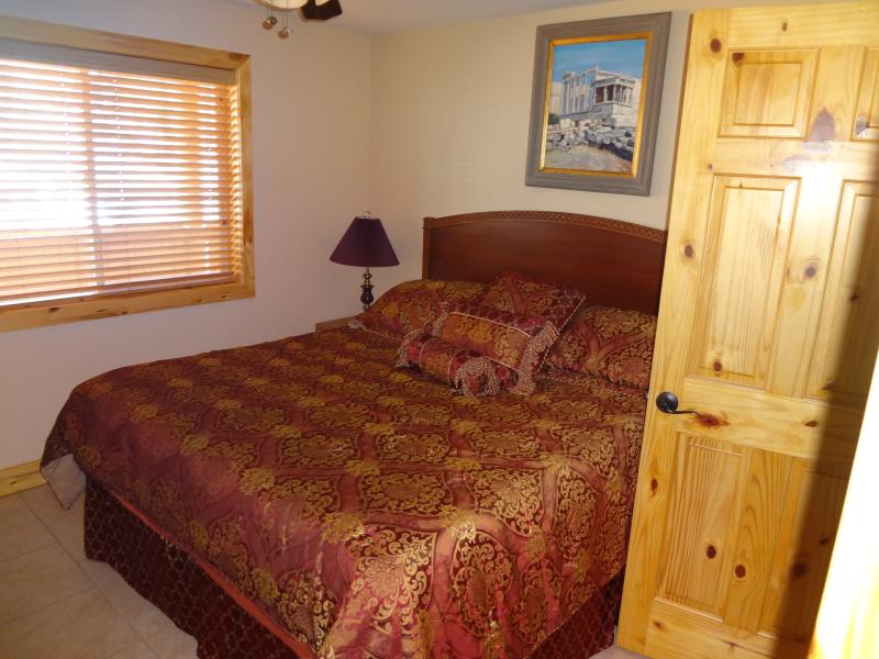 Master bedroom another view.