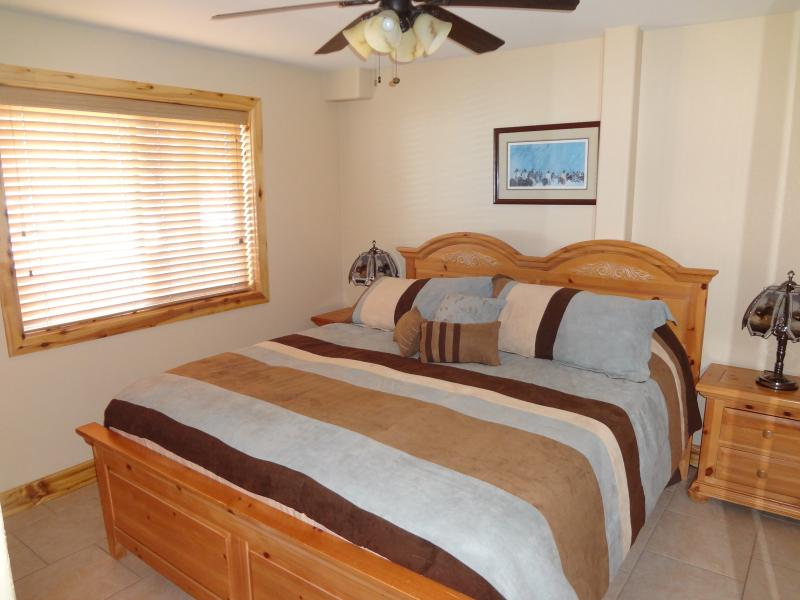 Another angle of king size bedroom # 2.