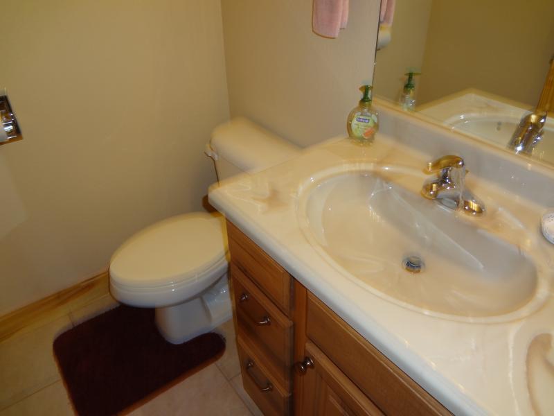 1 of 4 bathrooms.