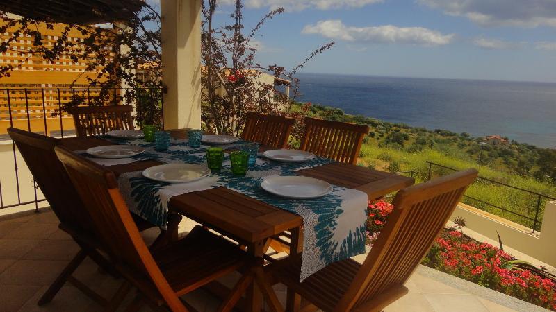 Confortable relax sea view, casa vacanza a Tertenia