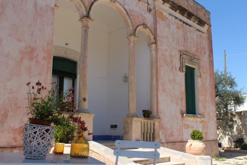 villa, vacation rental in Chiesanuova