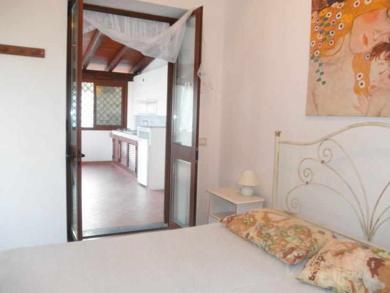 Bedroom and kitchen Studio Pagghia