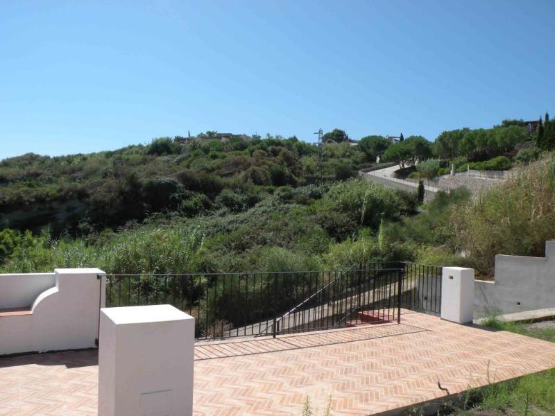 Vista Terrazzo Monolocale Pagghia e Passulina