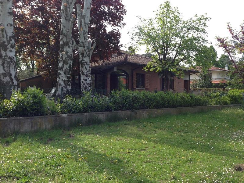 Villa rosina outside