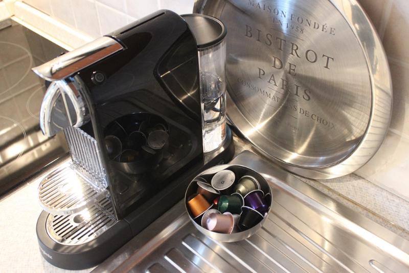Nespresso Cappuccino Latte Maker