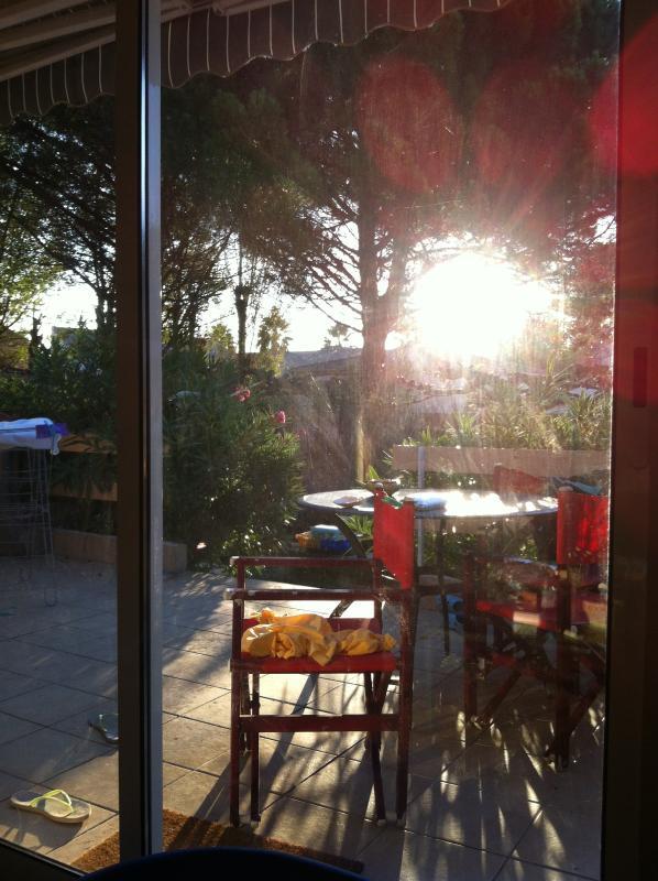 du salon à la terrasse