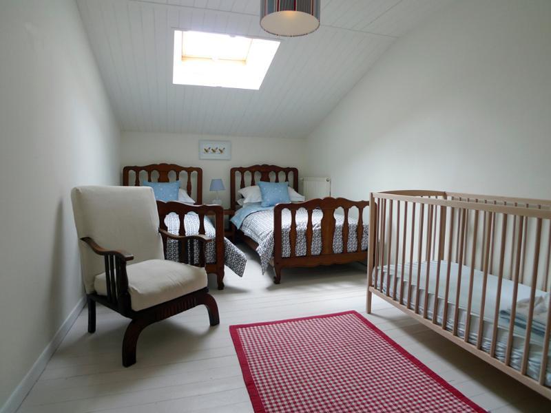 Zweite Schlafzimmer an die Kornblumen