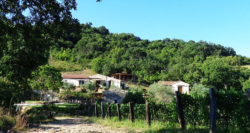AGRITURISMO FONTENUOVA - LA VIGNA, vacation rental in Catabbio