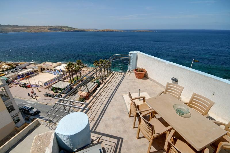 Panoramic view from your own Terrace