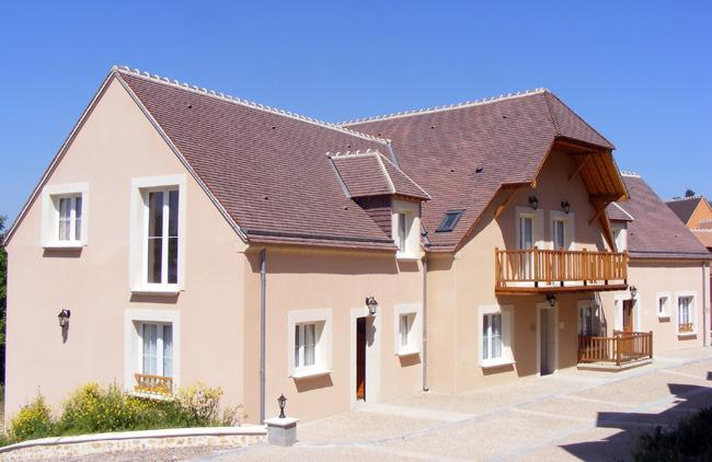 755 Le Green, Village du Haut Val, Belleme, holiday rental in La Perriere