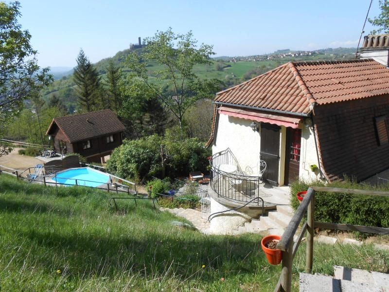 Gite Grangette Marly, Saint Céré, Lot, vacation rental in Bretenoux