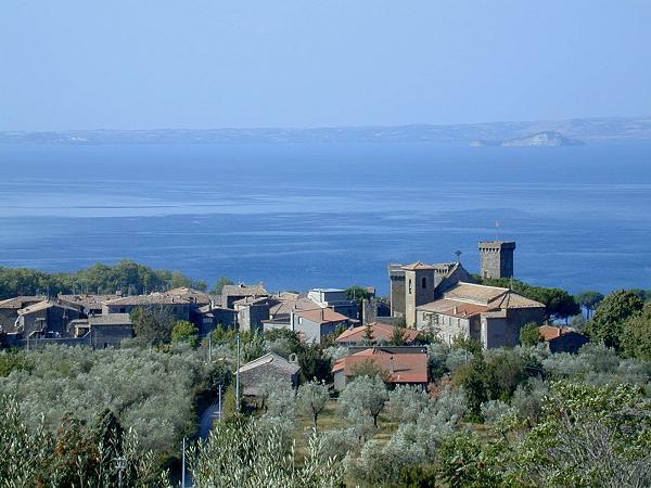 Viertel: Lago di Bolsena