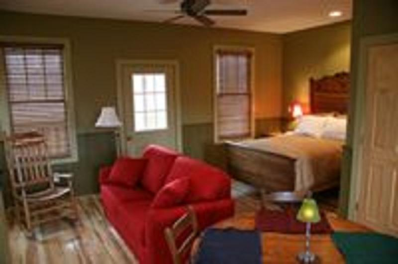 The Mill House:  Pet Friendly Cabin, holiday rental in Dobson