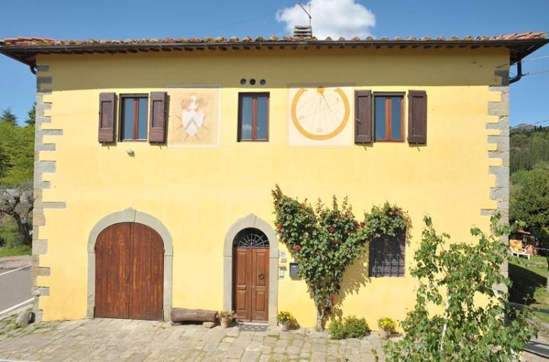 Il frantoio, old olive mill, alquiler vacacional en Reggello