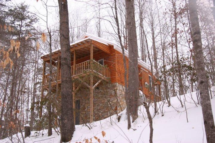 The Cottage:  Private/Wooded Getaway, holiday rental in Dobson
