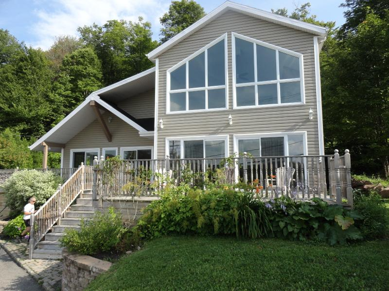 Quebec Lakeside, holiday rental in Lac-Beauport