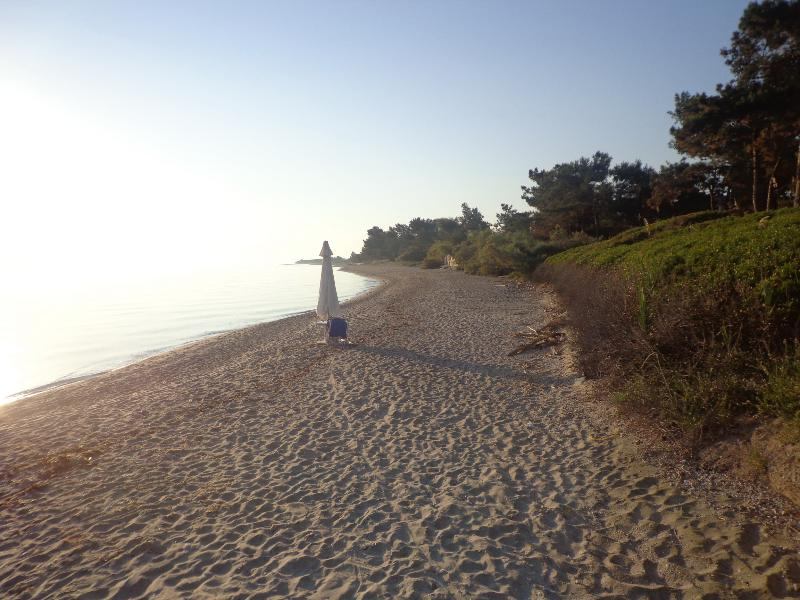 Beach Front Family House in Chalkidiki!, holiday rental in Pefkohori