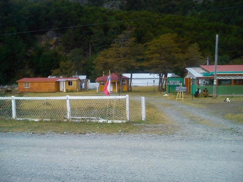 Quiyango, location de vacances à Villa O'Higgins