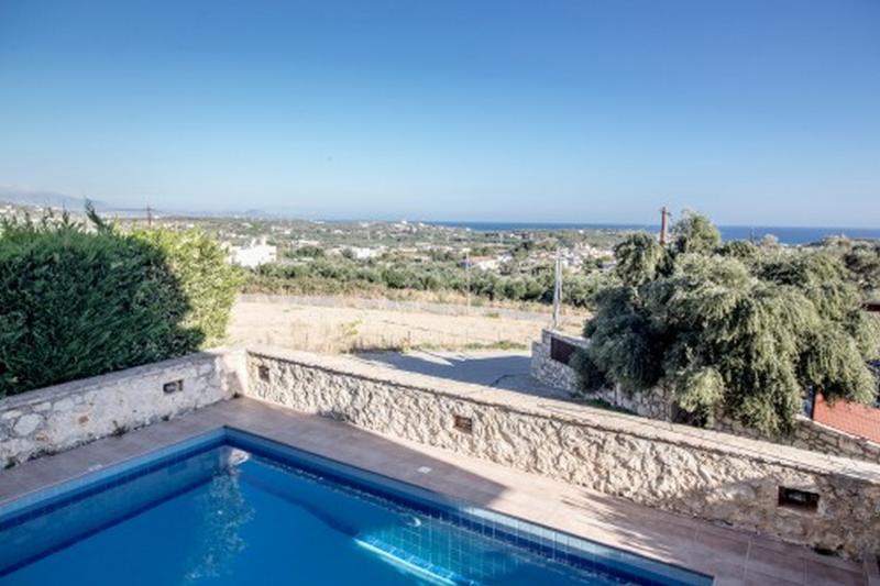 Helidonia Villas, KIMON: holiday home with sea view