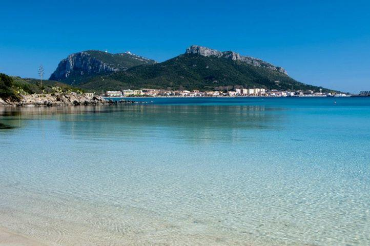 House on the beach in sunny Sardinia, holiday rental in Golfo Aranci
