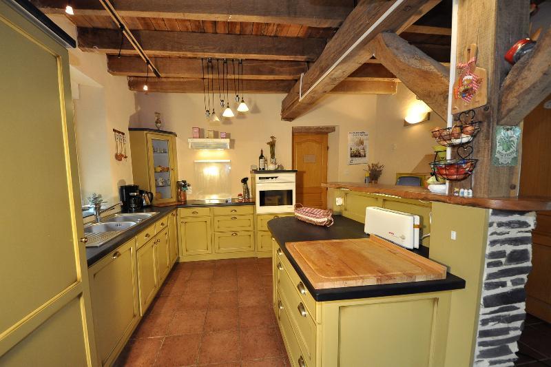 Küche Linge ouverte