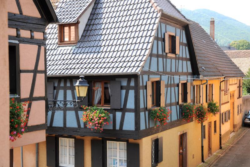 La Maison Bleue, vacation rental in Houssen