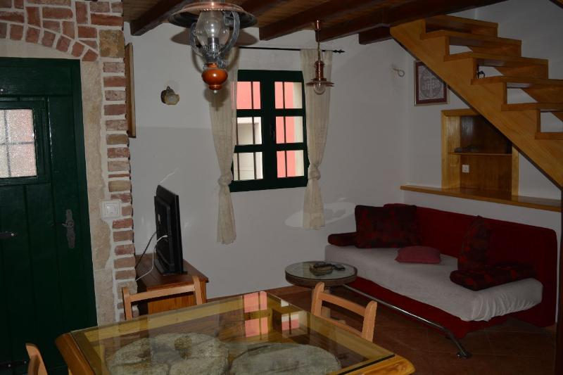 Rustica house, holiday rental in Vrsi