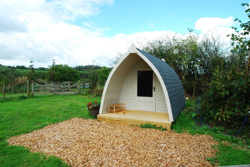 Camping pod nr cockermouth, western lake district, location de vacances à Cockermouth