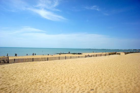 Beach situated 300 m from the House