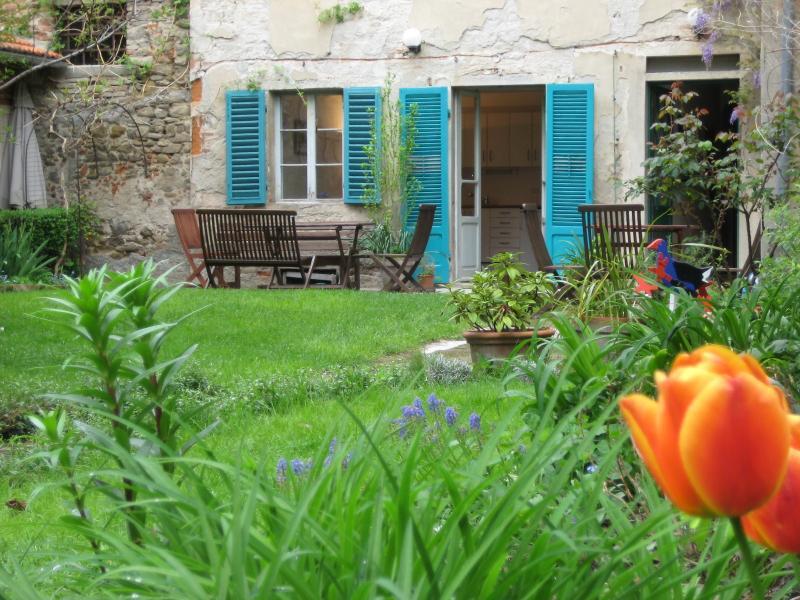 Casa Mila Garden Apartment, location de vacances à San Giustino