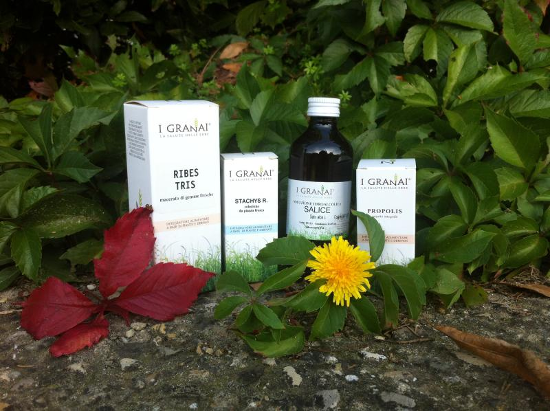 Natural remedies produced on site