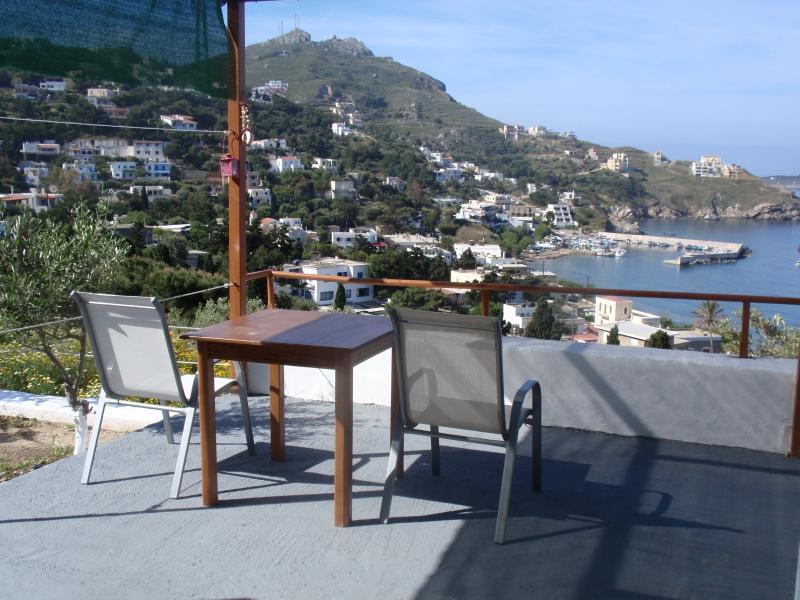 Myrties view from veranda