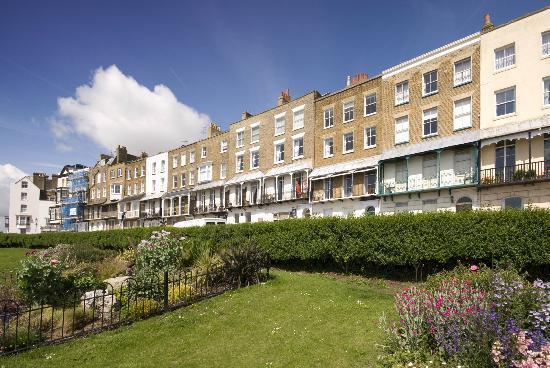 900 listed buildings in ramsgate