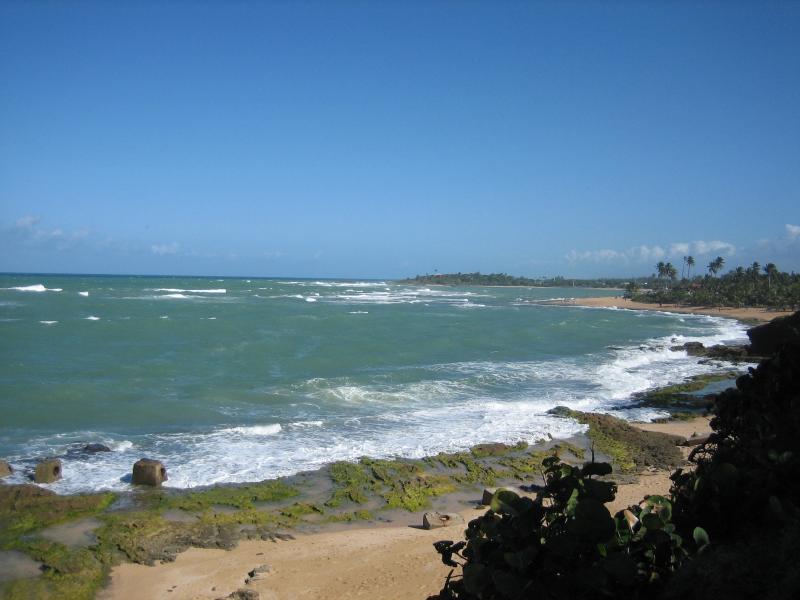 Piñones Beach