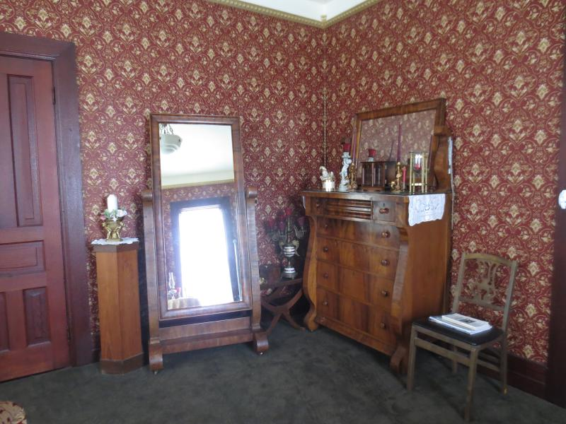 THE BAROQUE ROOM  IN THE MAIN HOUSE