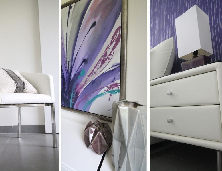 Professionally designed interior