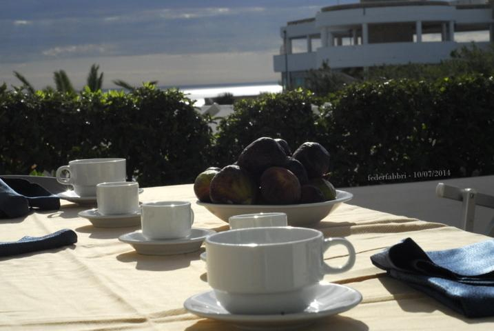 The day starts with a delicious and enjoyable breakfast overlooking the sea and ...