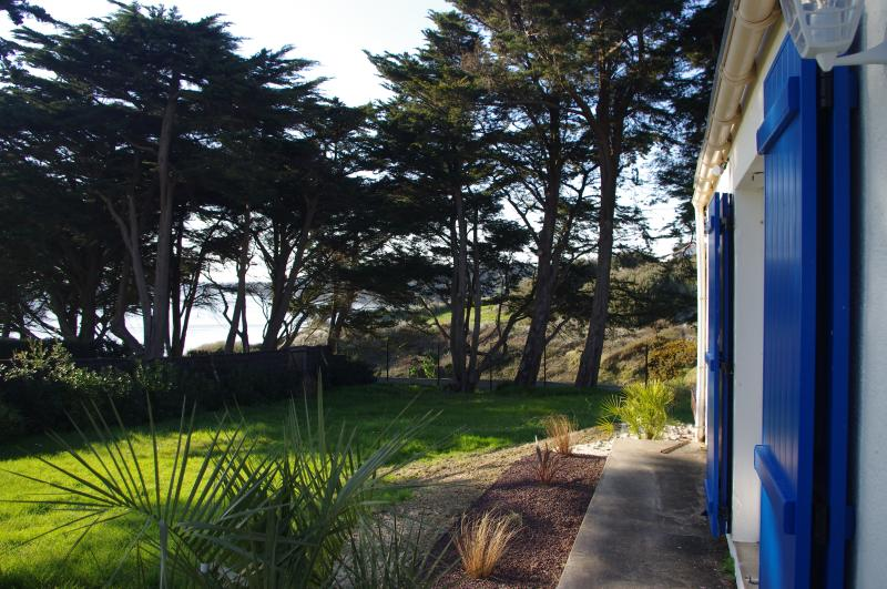Family Holiday House Sea View direct beach access, holiday rental in La Bernerie-en-Retz