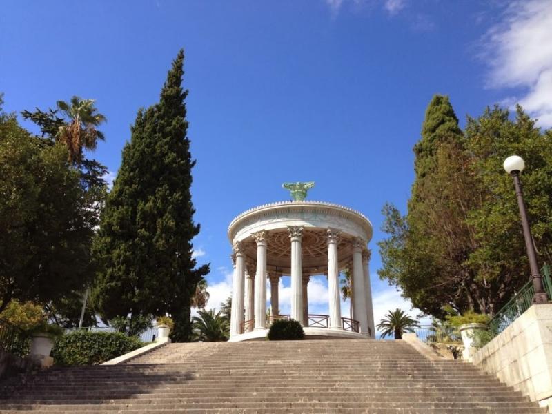 Chambrun Parc at 10 minute walk