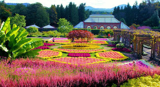 Gardens at Biltmore Estate
