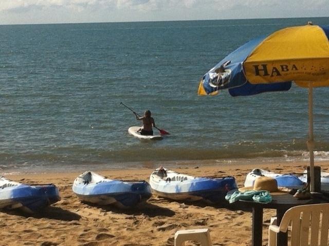 Water Sports abound